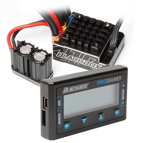 REEDY BLACKBOX 410R 1S-2S COMPETITION ESC w/PROGRAMMER